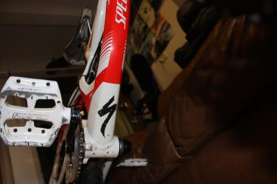 Specialized Demo 2011, World Cup Build